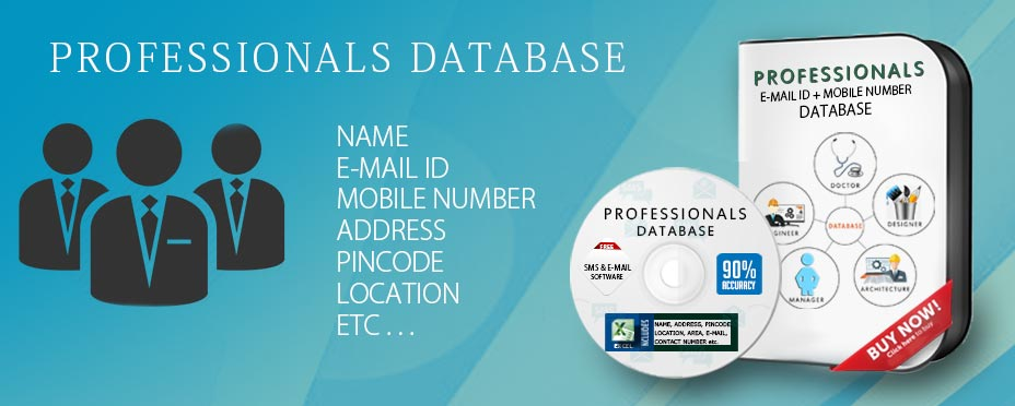 professionals databasedoctors database engineers database advocates marketing executives database telecallers database ceos database cmos database