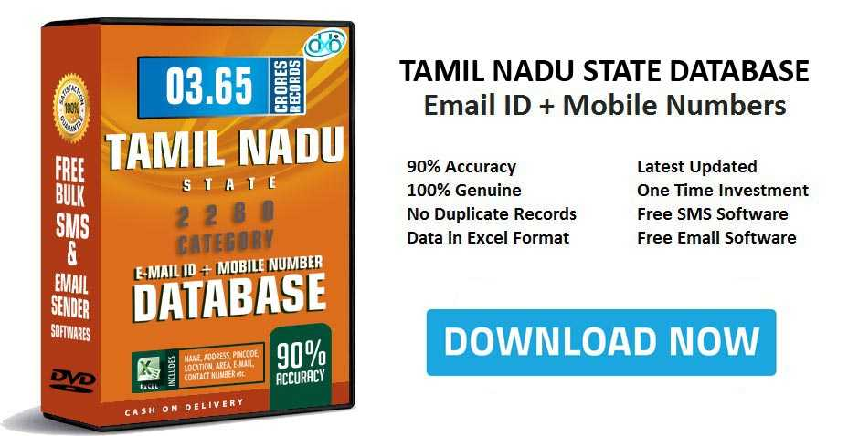 """2019"""" madurai mobile number database free download & email."""